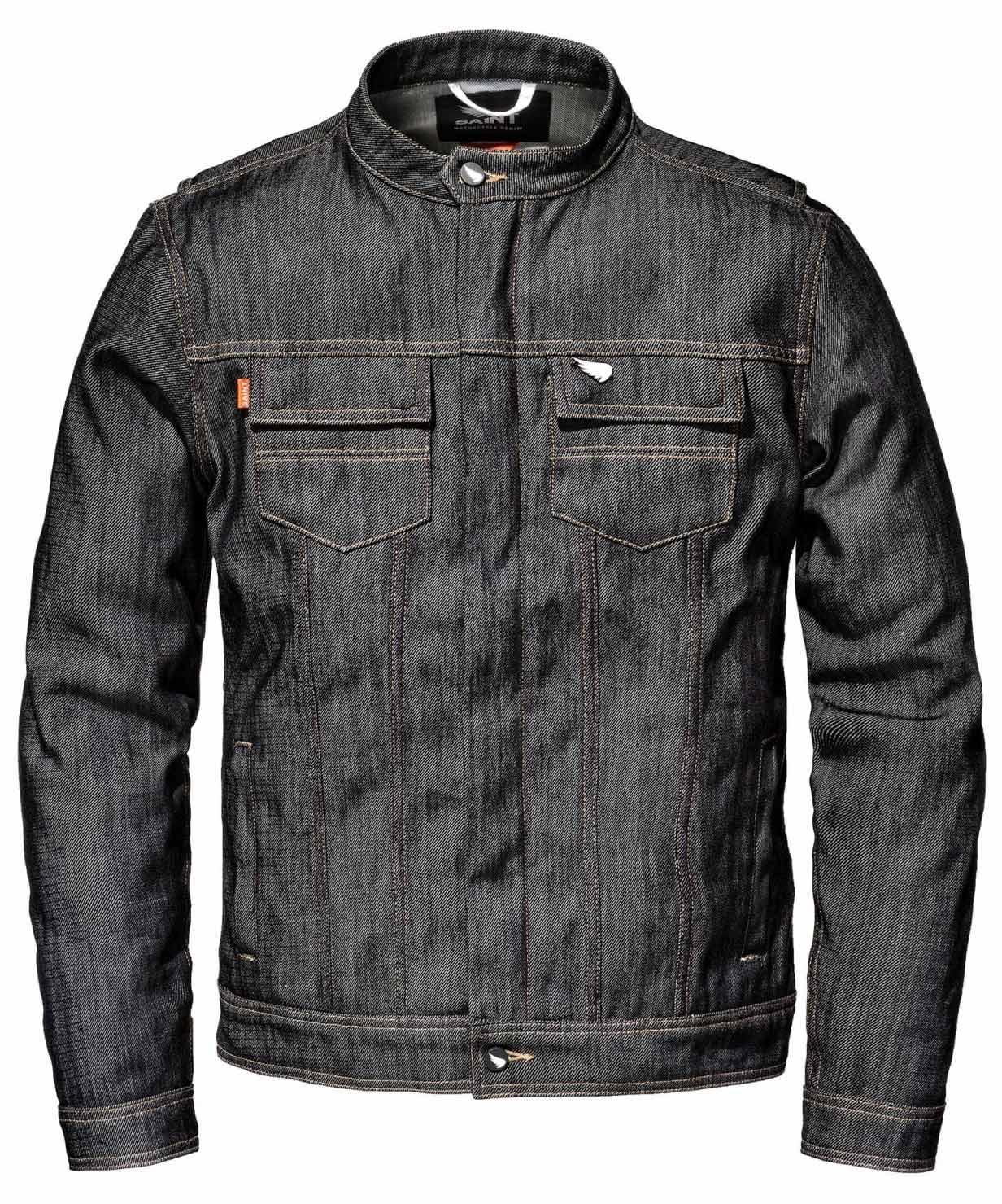 Saint Unbreakable Technical Denim Jacket