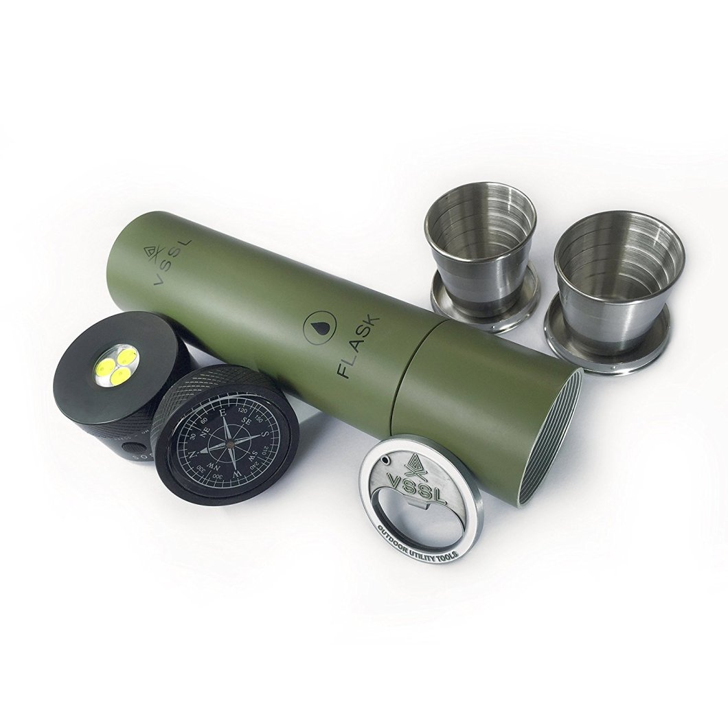 This VSSL Flask is The Coolest Flashlight We've Seen