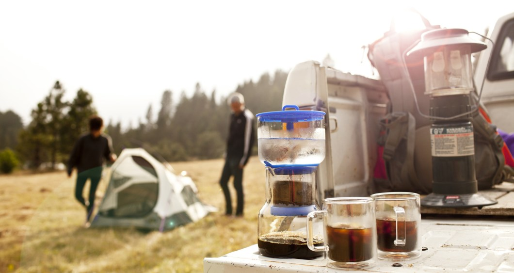 Cold Bruer: Slow Drip, Cold Brew Coffee For Home or the Office