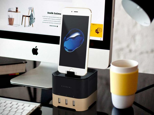 Satechi Smart Charging Stand: Dream All-in-One Charging Station