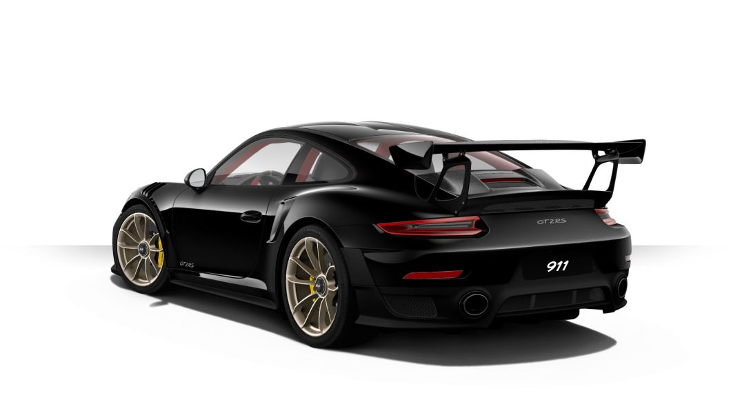 2018 Porsche 911 GT2 Is The Fastest 911 Ever