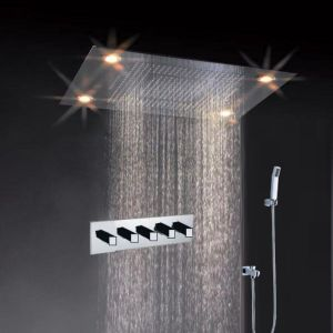 Rain Like Shower Head. This Cascada Showers shower head isn t in the vast majority of budgets  but it s a good example what is possible for those who want to invest an How Pick Right Rain Shower Head One Finer Things Life