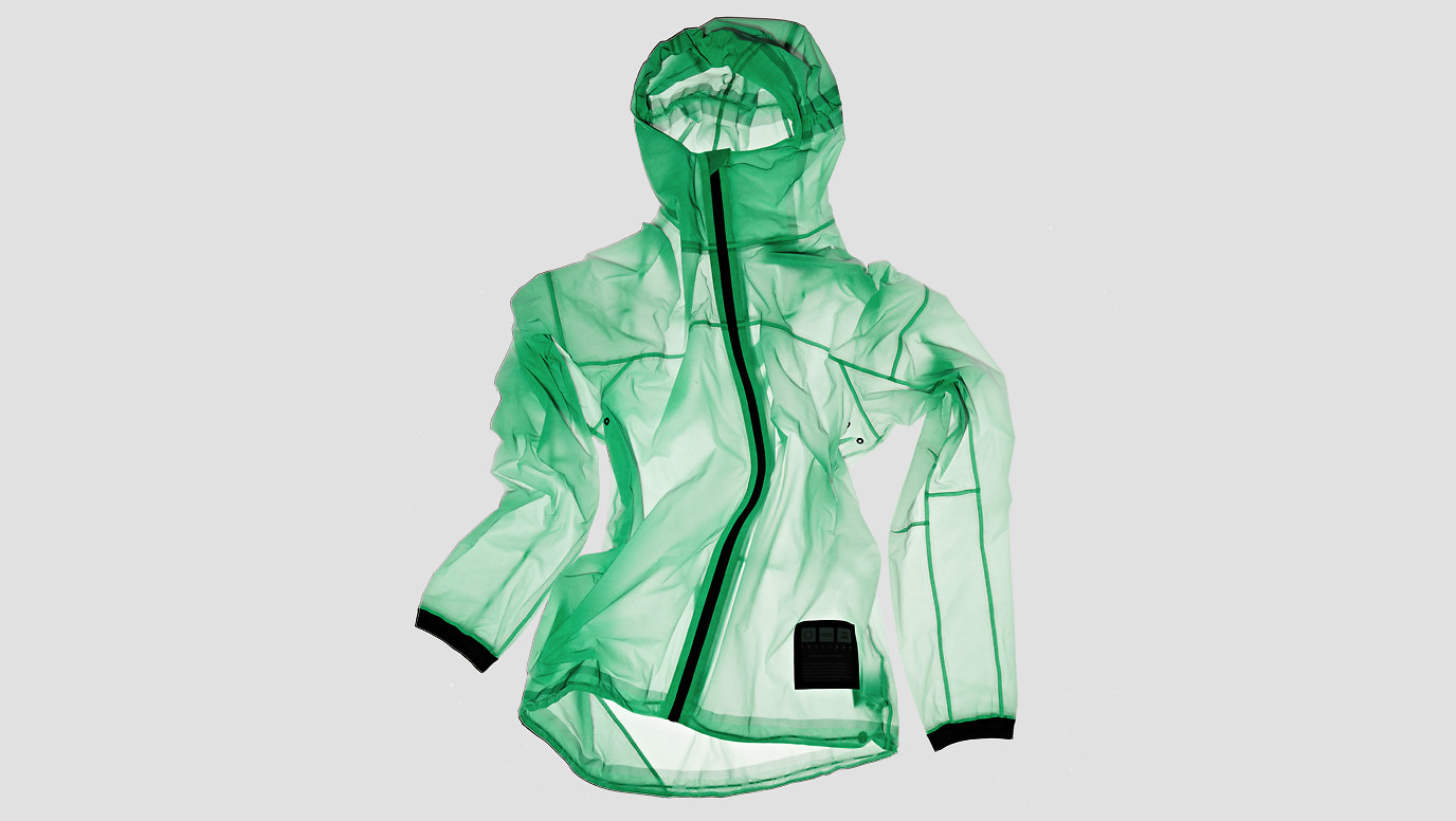 Solar Charged Jacket Front
