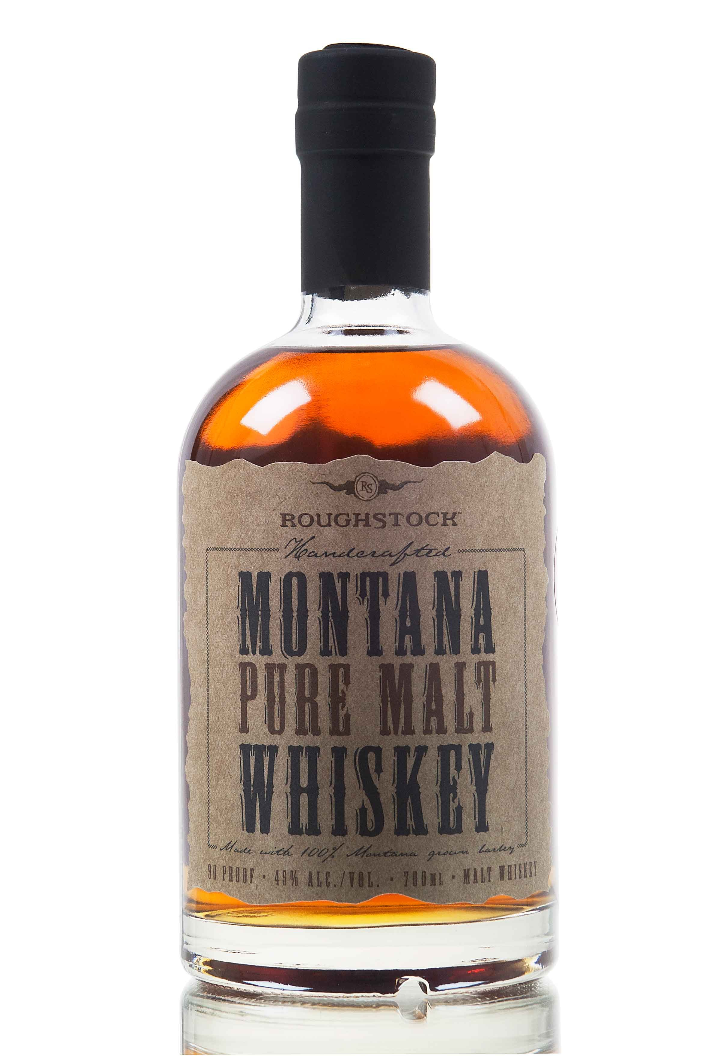 roughstock montana whiskey pure malt