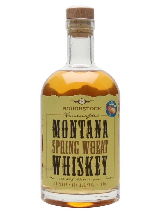 Roughstock Montana Whiskey Literally Tastes Like Montana