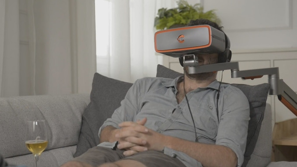 The Cinera Headset Wants You To Get Rid of Your TV