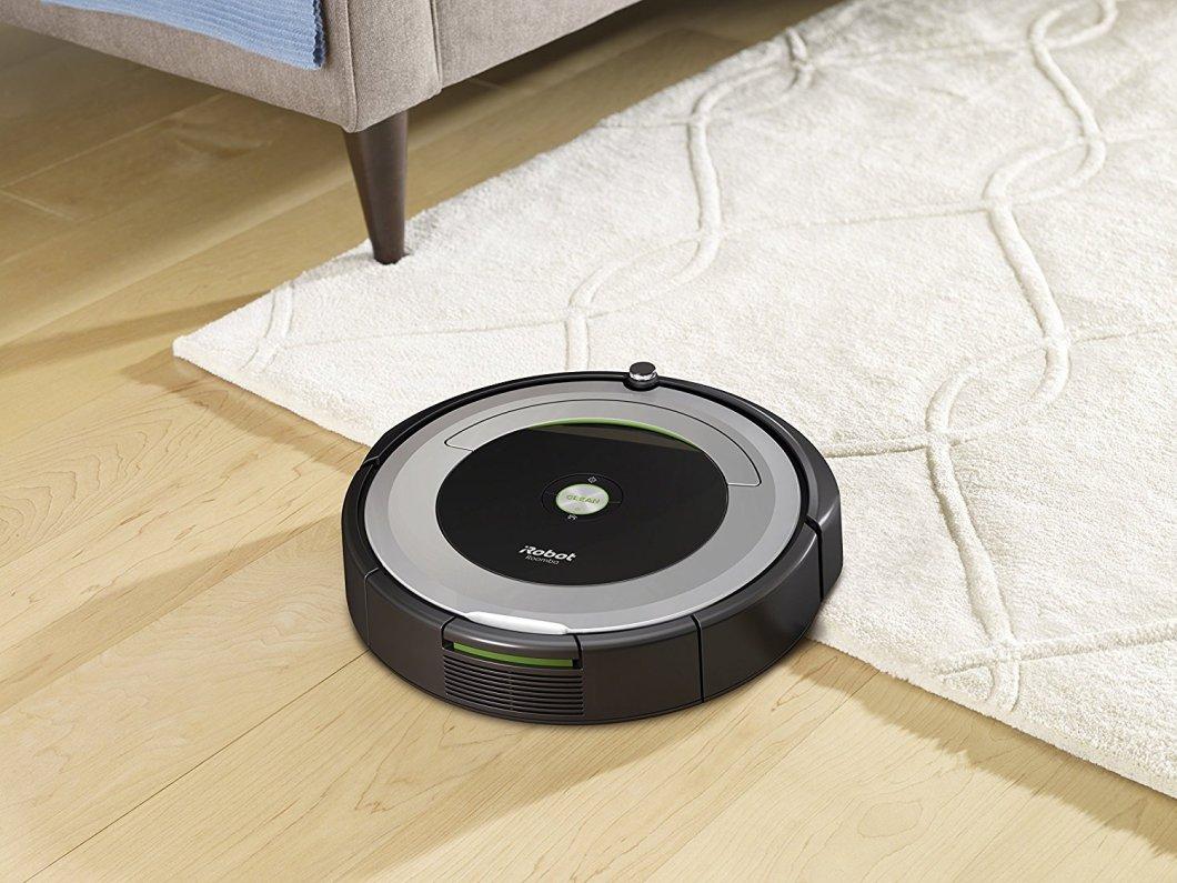 Let Alexa Vacuum Your Floor with the IRobot Roomba