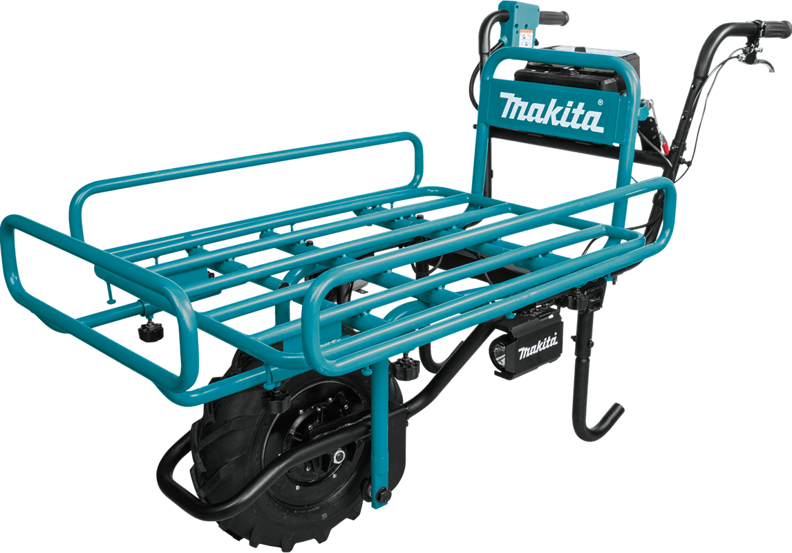 Makita Power-Assisted Dolly