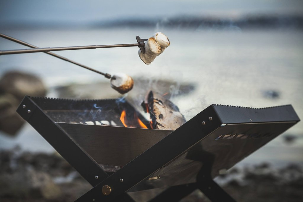 Make Smokey Bear Proud With the Primus Kamoto Fire Pit