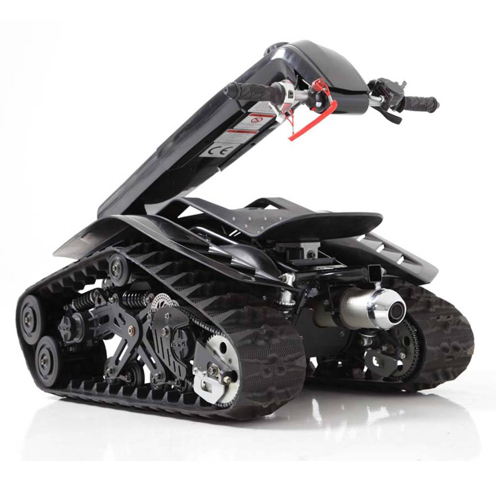 The DTV Shredder is the Coolest Offroad Toy We've Seen Yet