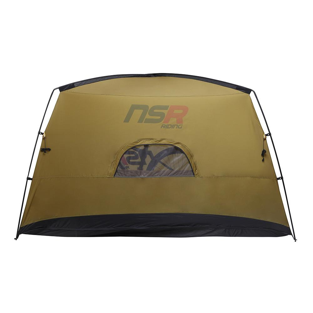 The Bicycle Tour C&ing Tent Lets Your Bike Sleep By Your Side  sc 1 st  Gear For Life & Bicycle Tour Camping Tent Lets Your Bike Sleep By Your Side