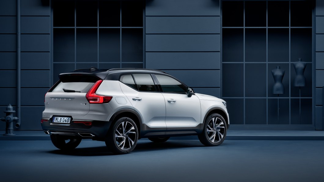 The New Volvo XC40 Is Awesome and Comes In A Subscription