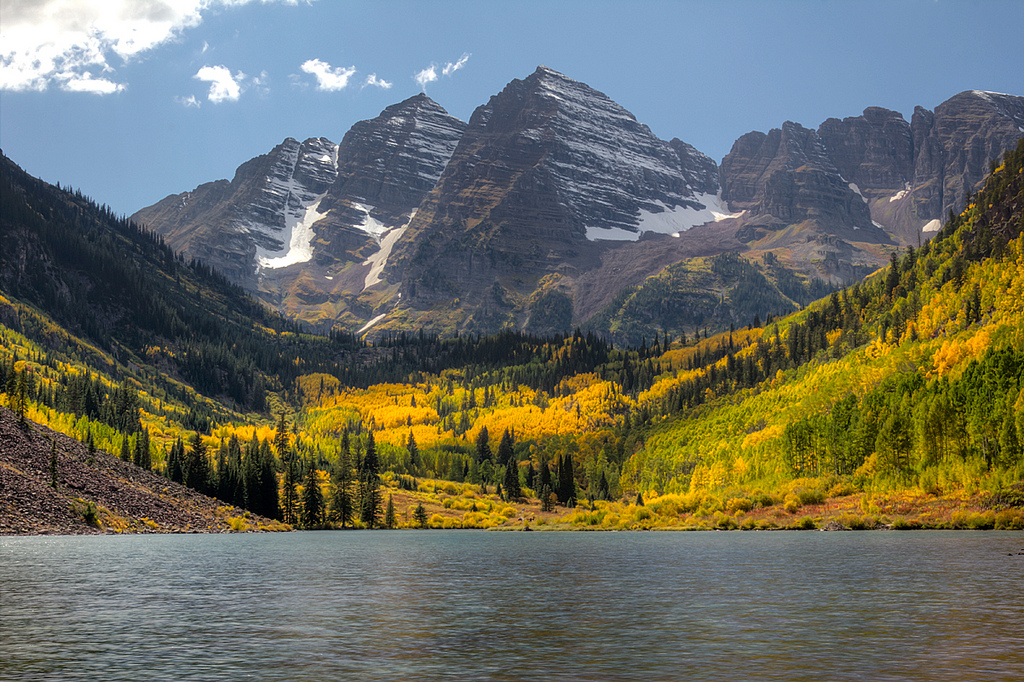 Hikes You Must Try Before You Die: Maroon Bells 4 Pass Loop