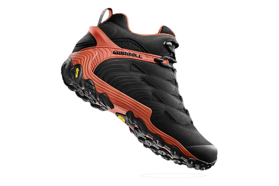 Merrell's Newest Chameleon 7 Hiking Boots