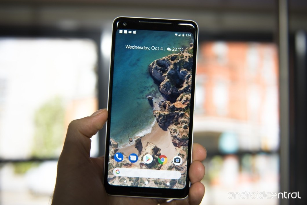 A Look At The Google Pixel 2: Google Tries to Take on the Iphone