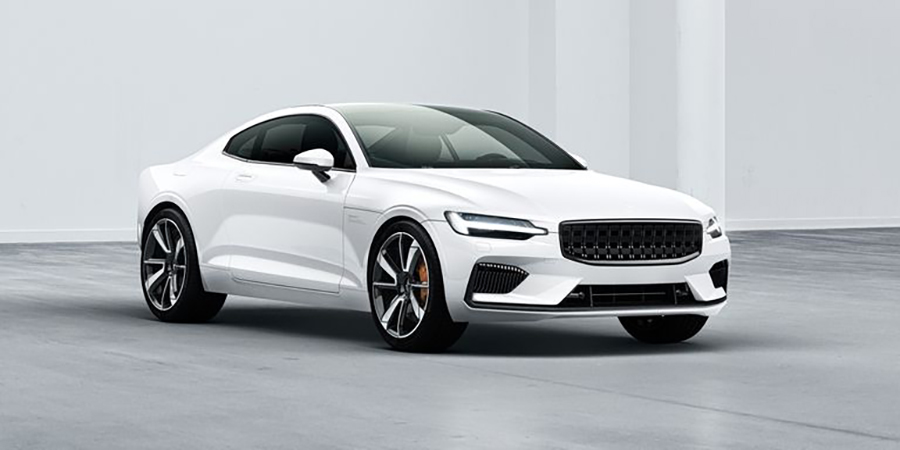 The Volvo Polestar 1 Brings 600 HP to the EV World
