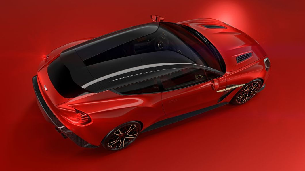The 2018 Aston Martin Vanquish Zagato Shooting Brake Unveiled