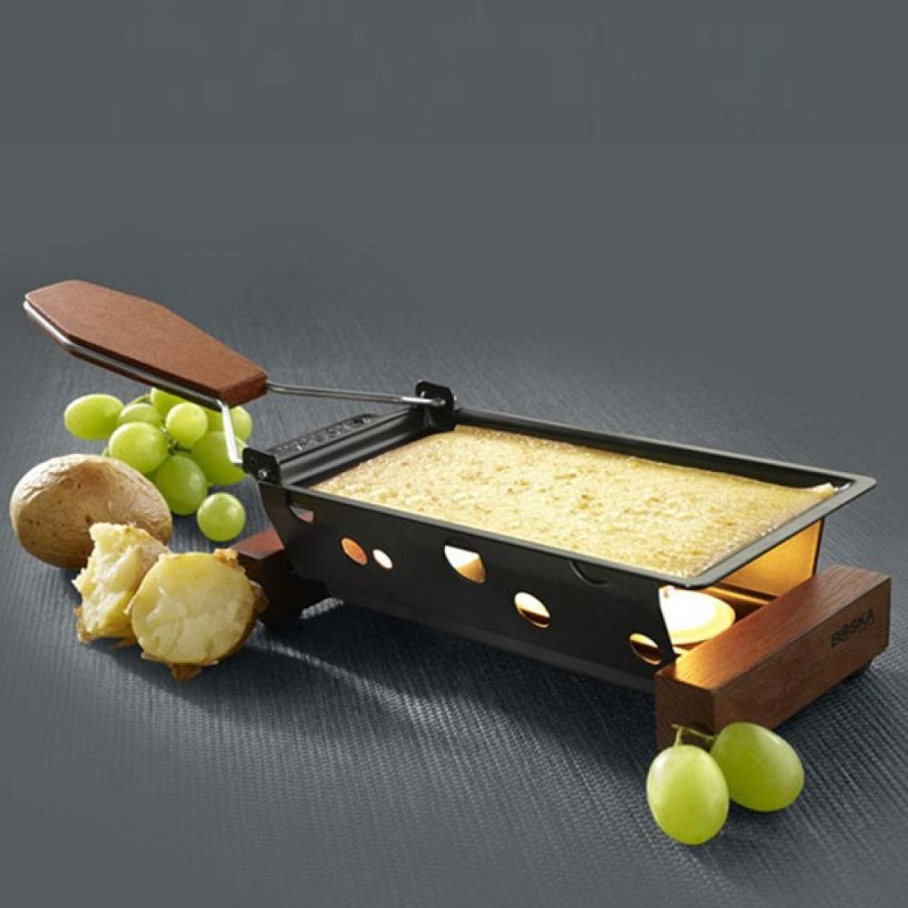 Raclette Tea-Light Cheese Melter