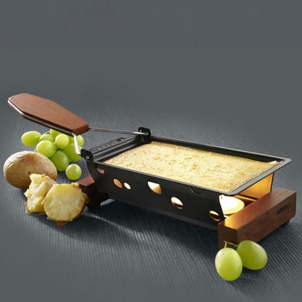 Raclette Tea-Light Cheese Melter