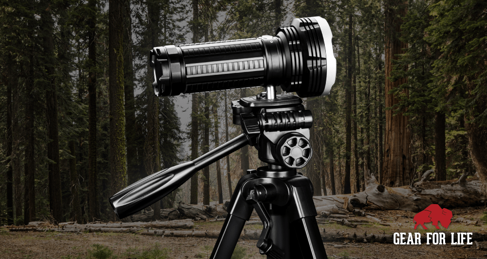 Fenix TK75 LED Flashlight: When You Need 5100 Lumens to Light 2788 Feet