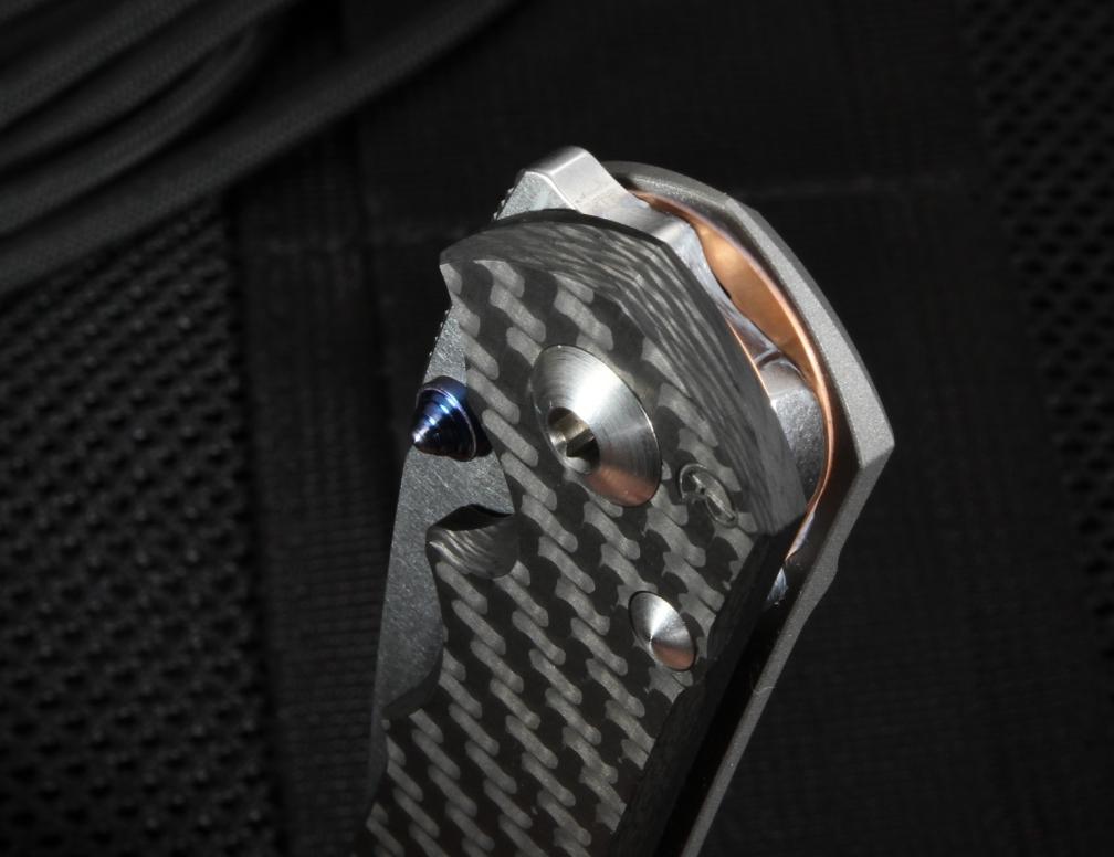 Chris Reeve Inkosi Carbon Fiber: Premium Quality, Premium Design