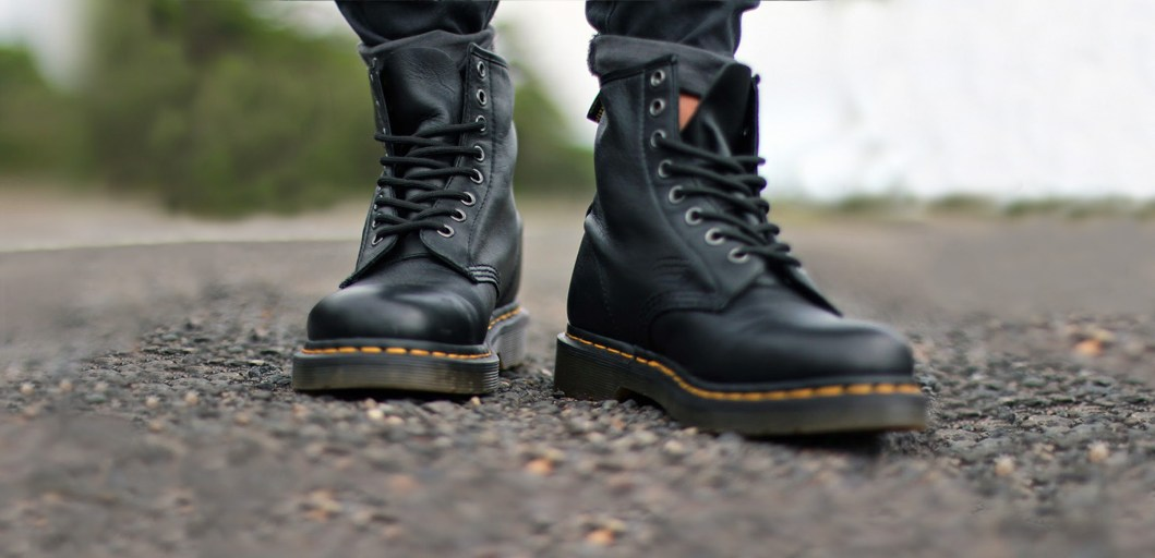 Dr. Martens Boots: Urban Streetwear with Some Retro Appeal