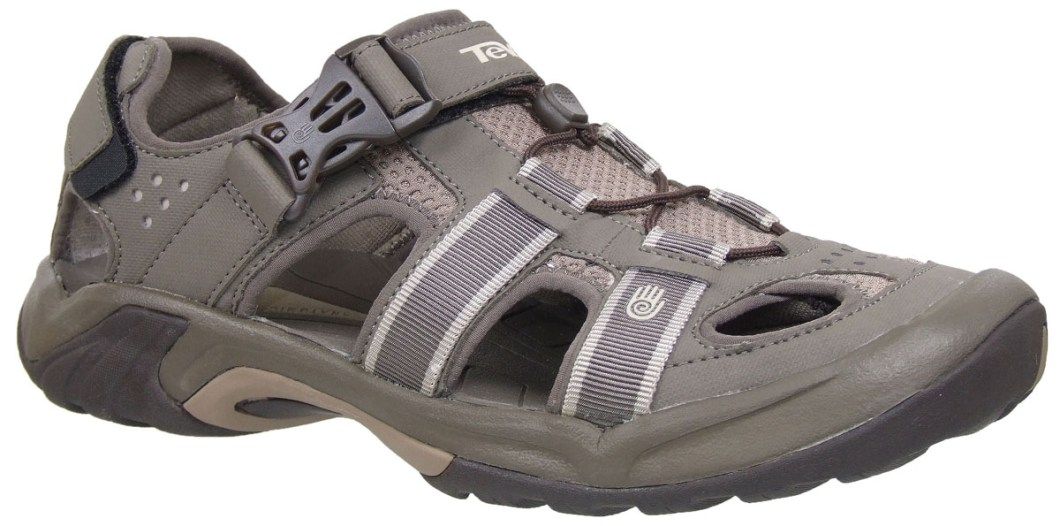 The Teva Omnium are the Best Hiking Sandals We've Worn