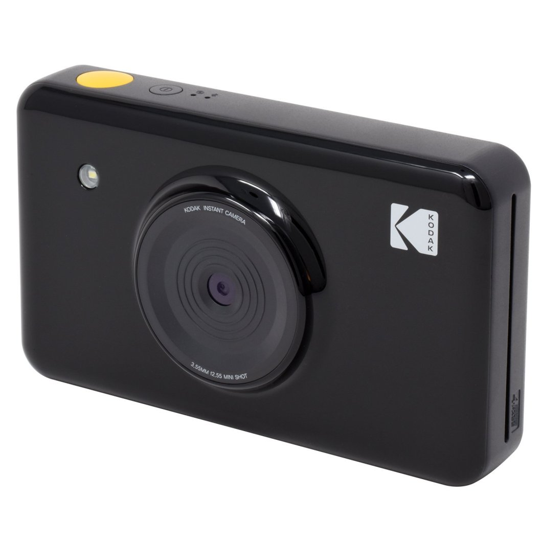 The Kodak Mini Shot Is The Instant Camera With A Twist