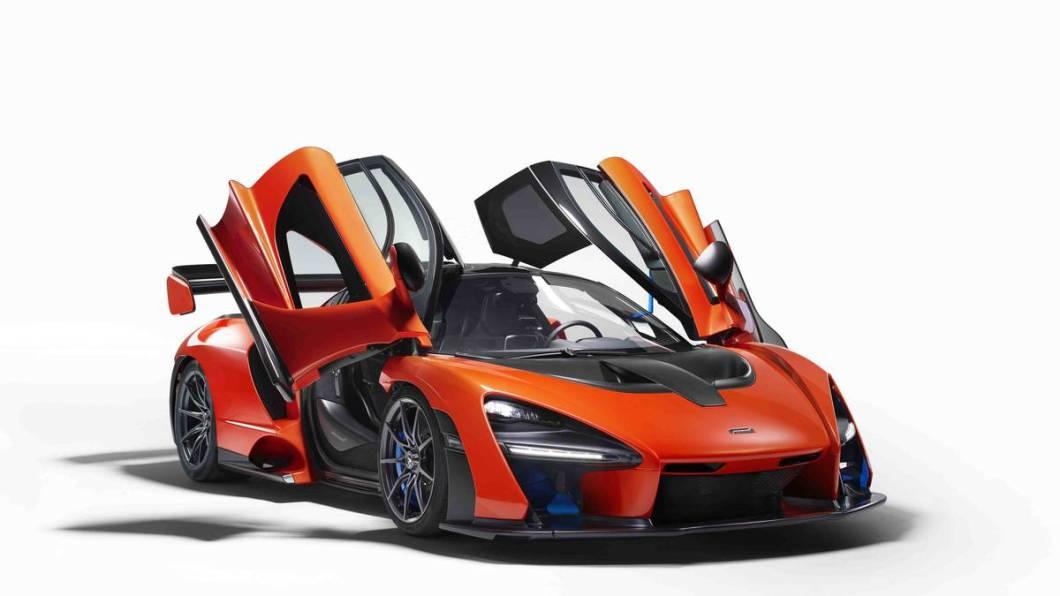 The McLaren Senna is 789 Horsepower of Pure Hypercar