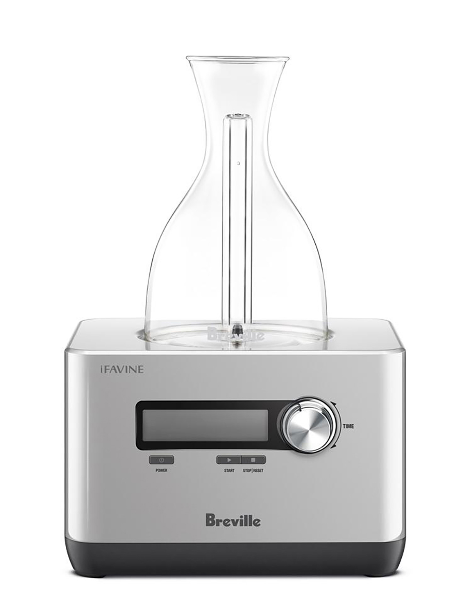 breville sommelier wine decanter