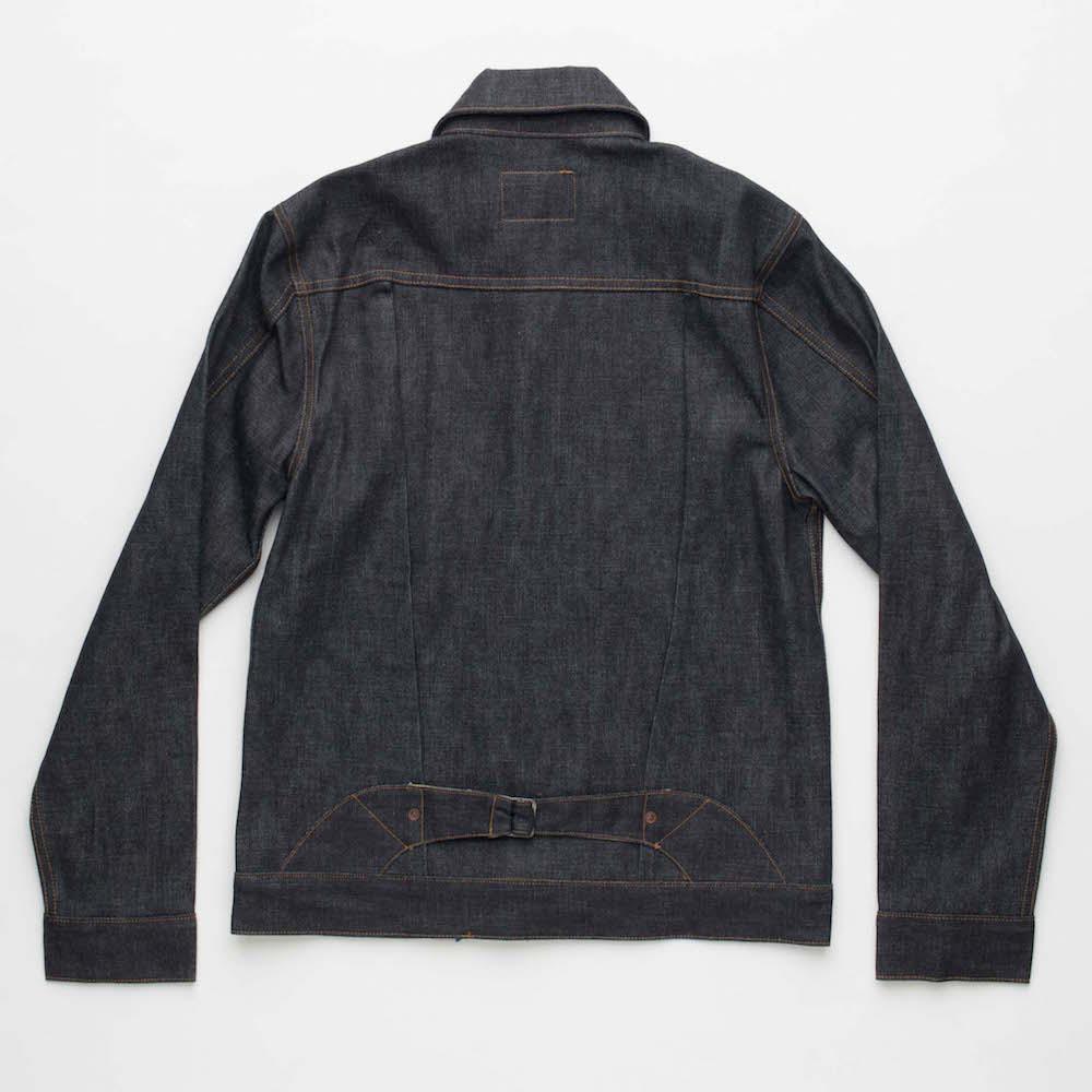 Freenote Cloth CD2: A Japanese Selvedge Denim Jacket