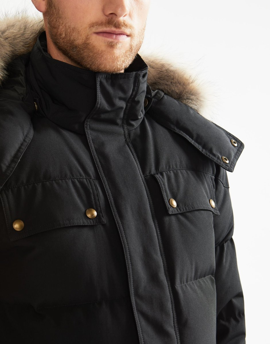 SALE: The Belstaff Ravensfeld Parka is One of the Best Parkas –  Besides Canada Goose