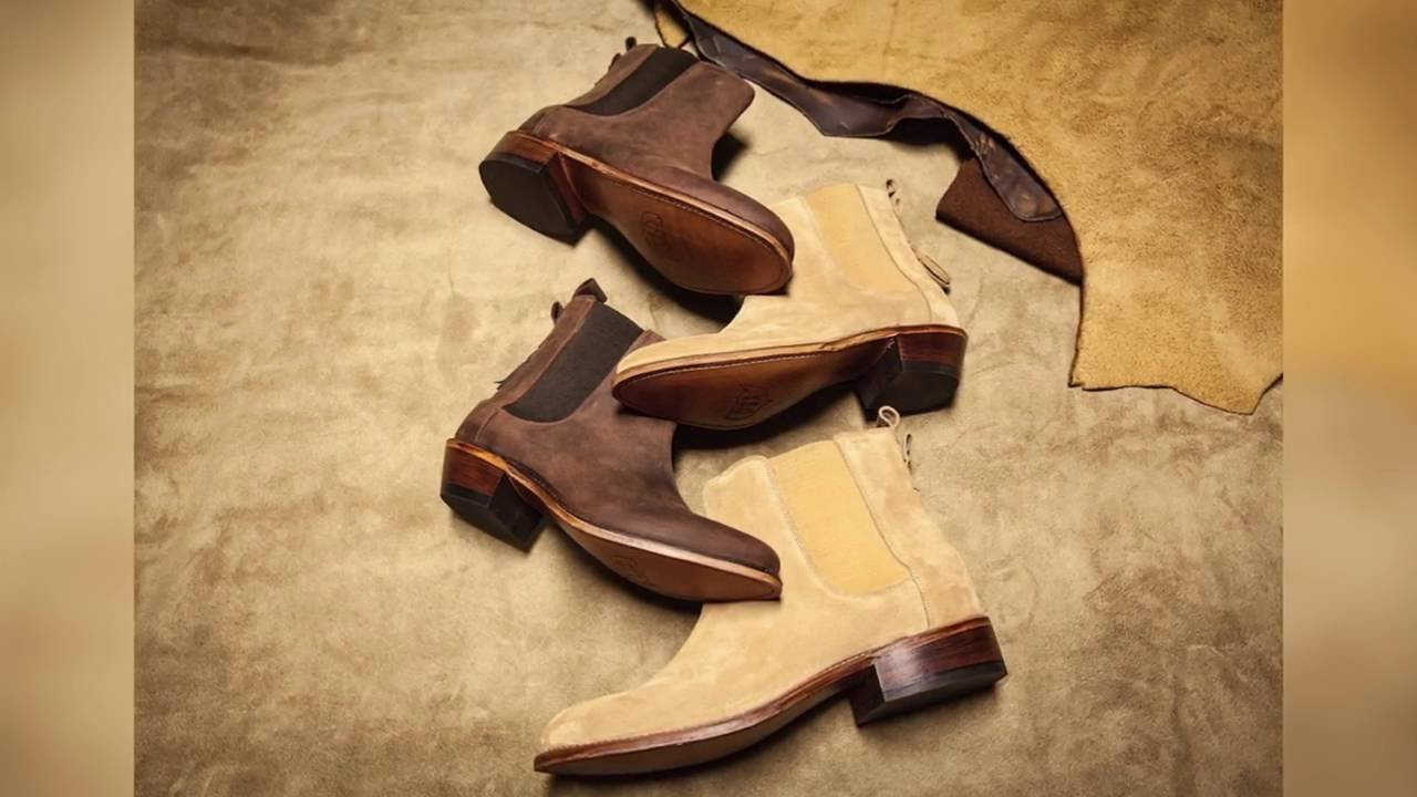mark albert boots american made