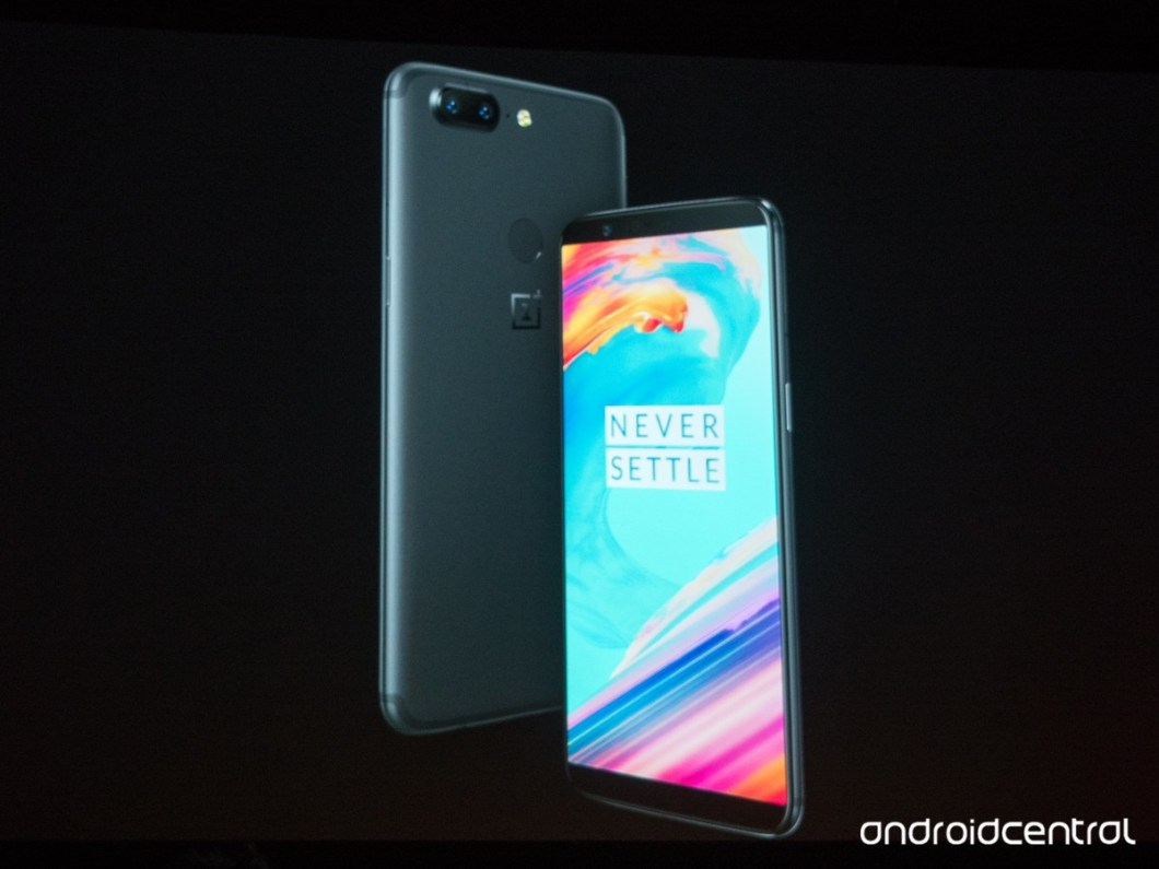 The OnePlus 5T is The New Smartphone in Town