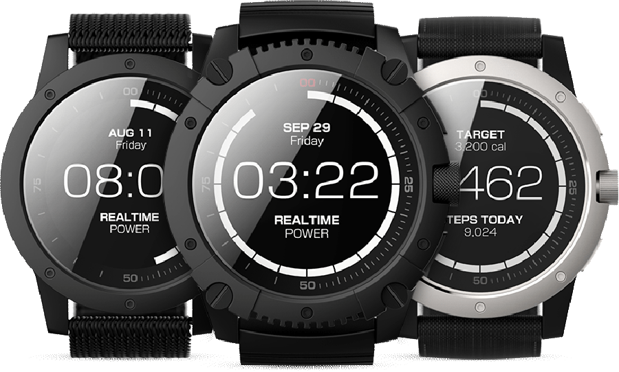 Matrix PowerWatch 3 Watches