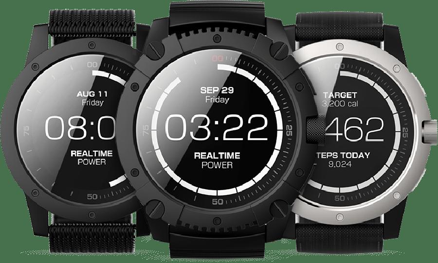 Matrix PowerWatch 3 Watches