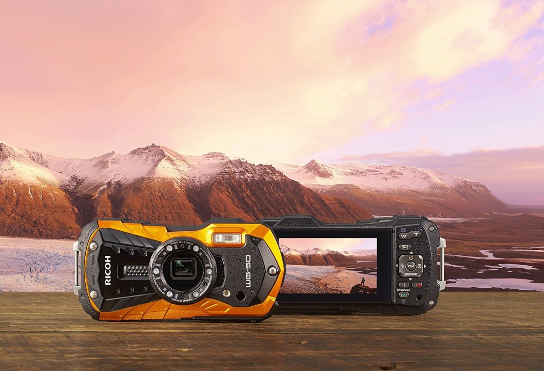 Ricoh WG-50 16 Megapixel Waterproof Camera: A Point-and-Shoot for The Outdoors