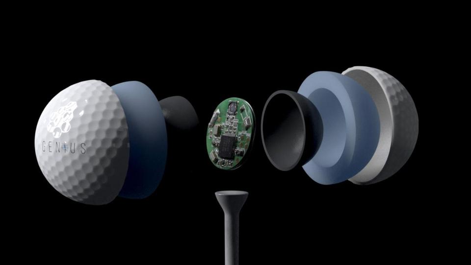 Never Lose A Golf Ball Again With The Oncore Genius With Built In Tracker