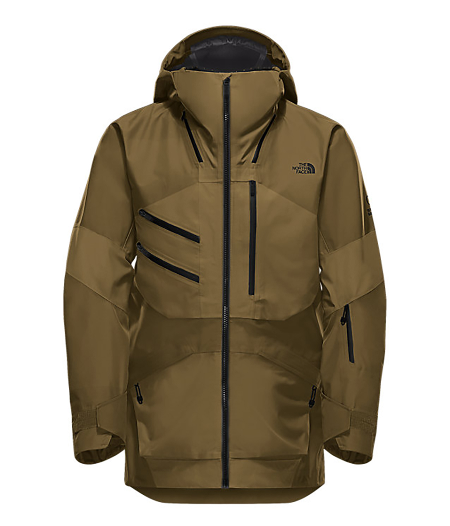 The North Face Fuse Brigandine Jacket For Your Serious Alpine Trek