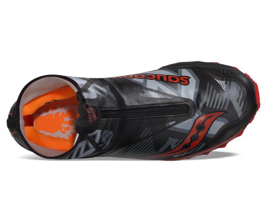 Best Winter Running Shoes: Saucony Razor ICE+