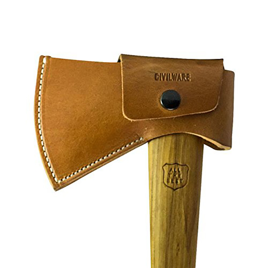 Civilware Hatchet: Functional Tool with Old-Time Appeal