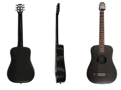 Klos Carbon Fiber Guitar Panel