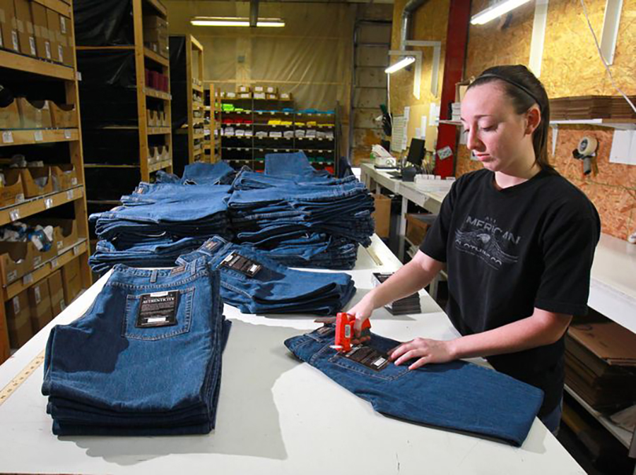 All-American Clothing Company: Made In America Clothes You Can Actually Afford