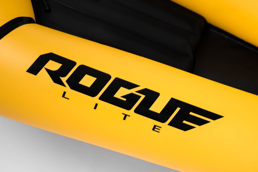 The Rogue Packraft Is The Ultra-Light Raft Designed for Adventure