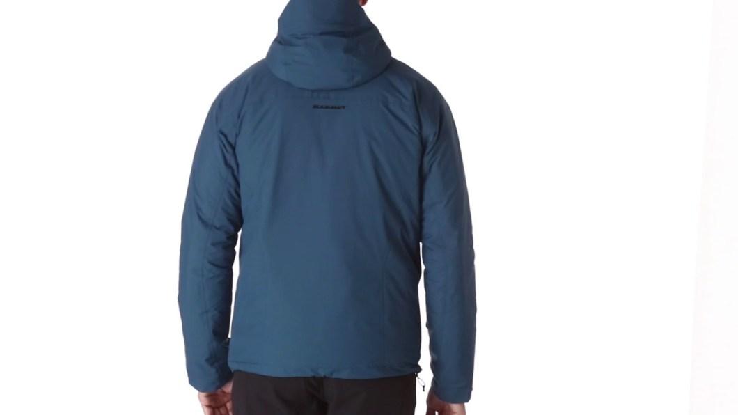 ON SALE: Mammut TomyHoi Jacket: An Insulated, Waterproof Shell