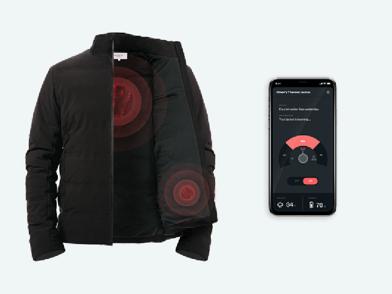 Ministry of Supply Mercury Intelligent Heated Jacket