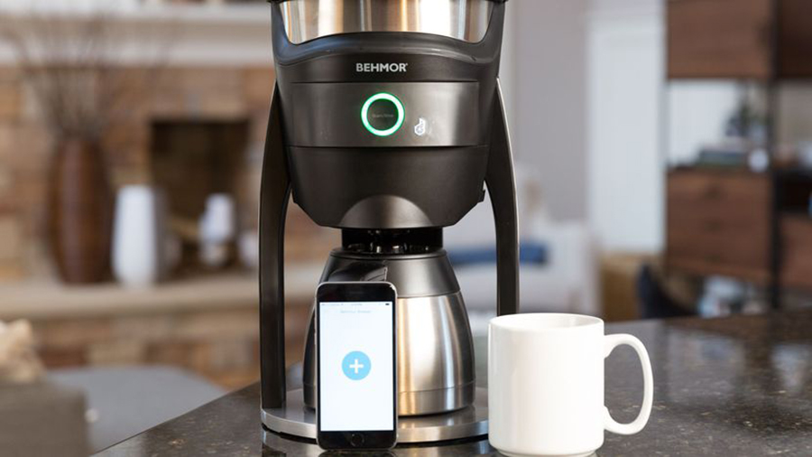 The Behmor Brewer Is A Smart Coffee Maker That Works With Alexa