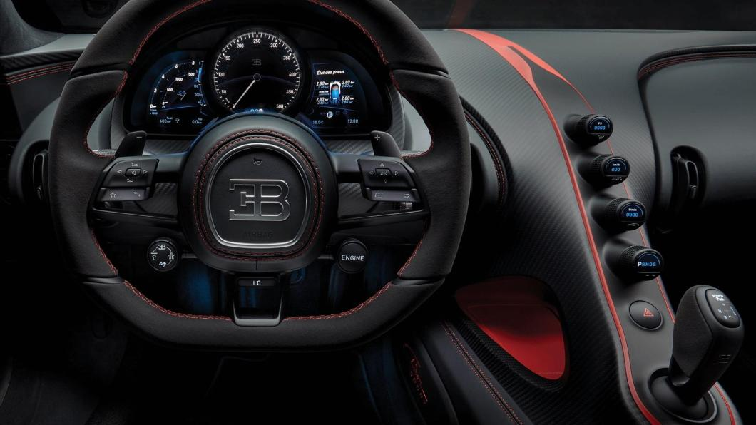 Check Out The New Buggati Chiron Sport And It's 1500 Horsepower