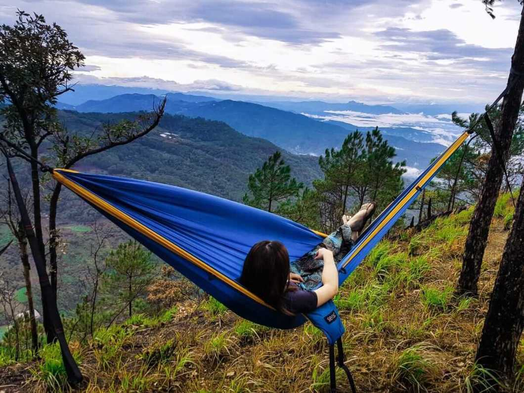 Serac Sequoia XL Hammock: Extra-Large Hammock For Backpackers on a Budget