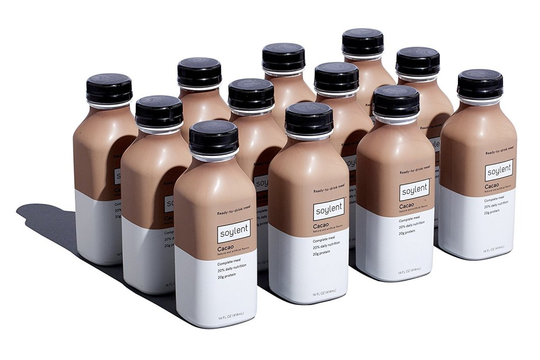 Grab Soylent Meal Replacement Shakes For Life On The Go